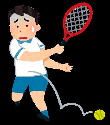 テニス方式で対話をする職員